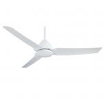 Minka Aire Java - F753-WHF - Flat White