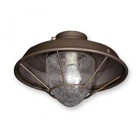 FL-155 Ceiling Fan Light Kit - Antique Bronze