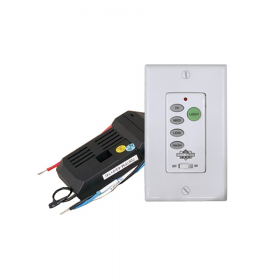 Universal In-Wall Ceiling Fan Remote Control - Full Kit