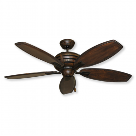 Raindance - Oil Rubbed Bronze with Oil Rubbed Bronze Blades