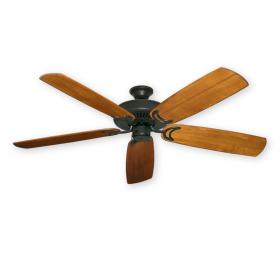 """60"""" 450 Series Riviera II Ceiling Fan - Oil Rubbed Bronze - Solid-Wood Oak Blades"""