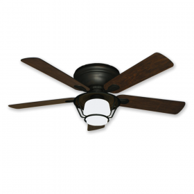 Gulf Coast Fans, Stratus Ceiling Fan with Lantern Light - Oil Rubbed Bronze Finish